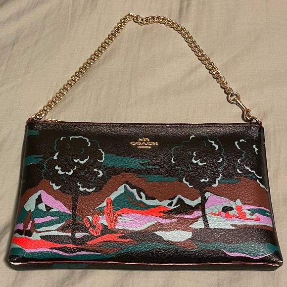 Coach - Large Wristlet Bag